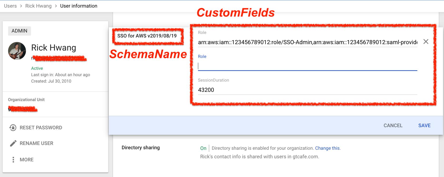 如何用G Guite 整合AWS Single Sign-On | Complete Think